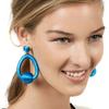 Elena Hoop Earrings