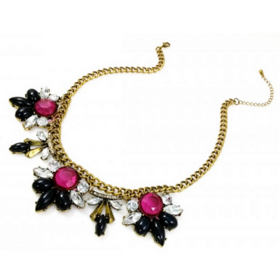 Pink Romance Necklace