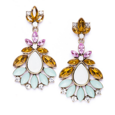 Spring Chandelier Earrings