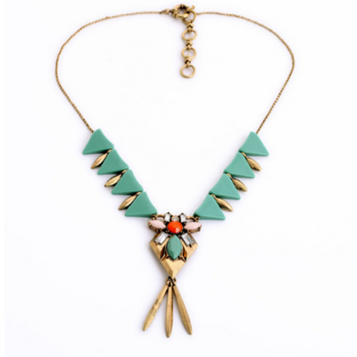 Loretta Statement Necklace