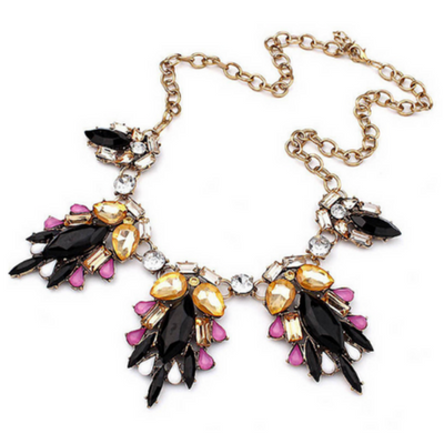 Jess Statement Necklace