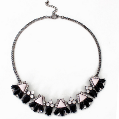 Mandy Statement Necklace