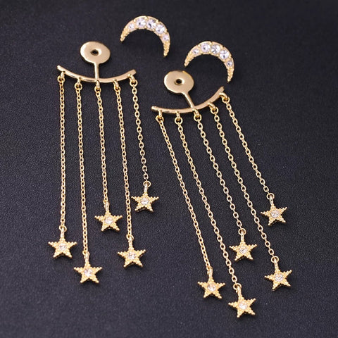 Constellation Statement Earrings