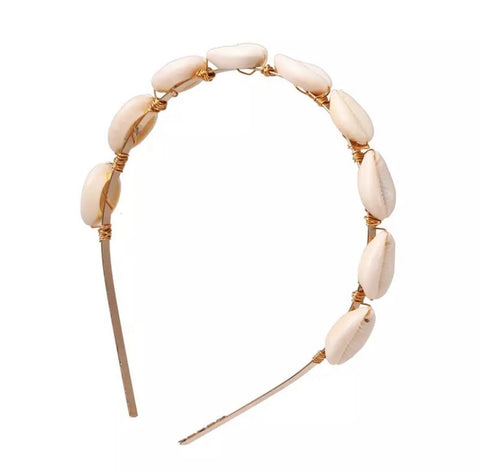 Sea Shell Headband