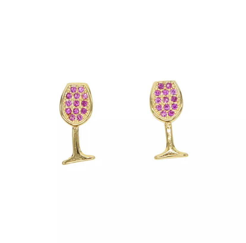 Mini Piercing - Wine Glass