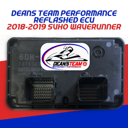 Dean's Team Reflashed Performance ECU for Yamaha SVHO Waverunners, 2018-2019 - Dean's Team Racing / Watercraft Performance