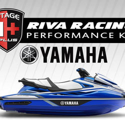 Riva Yamaha GP1800 Stage 1 Plus Kit - Dean's Team Racing / Watercraft Performance