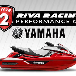 Riva Yamaha FX SVHO Stage 2 Kit - Dean's Team Racing / Watercraft Performance