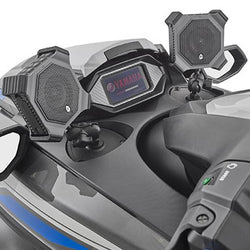 2019-2020 Yamaha FX WaveRunners Audio Package Wireless Speaker Kit - Dean's Team Racing / Watercraft Performance