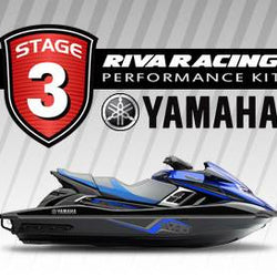 Riva Yamaha FX SVHO Stage 3 Kit - Dean's Team Racing / Watercraft Performance