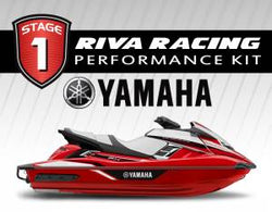 Riva Yamaha FX SVHO Stage 1 Kit - Dean's Team Racing / Watercraft Performance