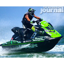 WORX Yamaha FX Intake Grate - Dean's Team Racing / Watercraft Performance