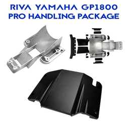 Riva Yamaha GP1800 Pro Handling Package - Dean's Team Racing / Watercraft Performance