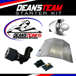 Dean's Team 2019+ FX SVHO WaveRunner Starter Kit