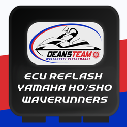 Dean's Team ECU Performance Reflash for Yamaha HO/SHO Waverunners - Dean's Team Racing / Watercraft Performance