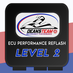 Dean's Team 'Level 2' ECU Performance Reflash for Yamaha Waverunners