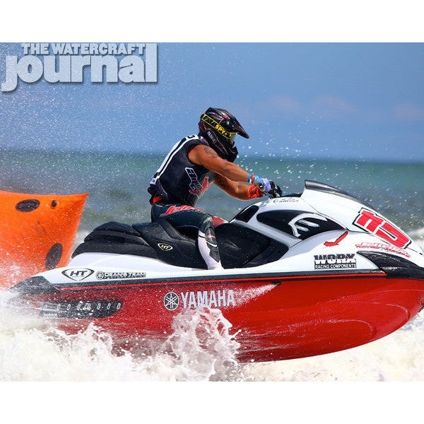 Worx Yamaha FZ/FX SVHO 'Billet Insert' Sponsons - Dean's Team Racing / Watercraft Performance