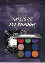 TZ Cosmetics Twilight Shimmer Eyeshadow Palette - Fashion Genie Boutique