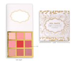 TZ Cosmetics Rosy Powder Blush Palette - Fashion Genie Boutique
