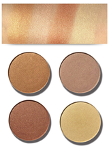 TZ Cosmetics Luminous Start Highlighter Palette - Fashion Genie Boutique