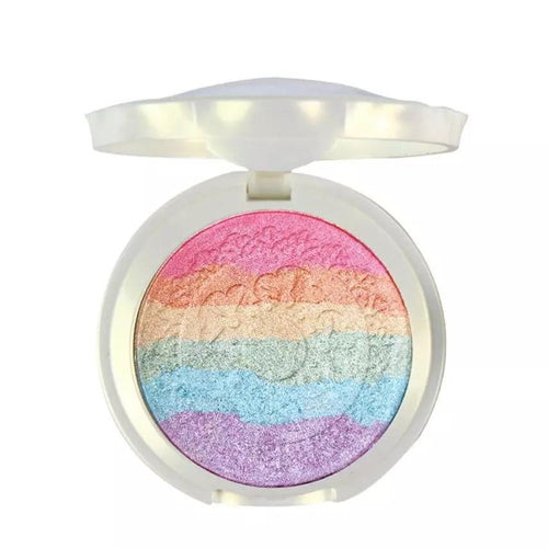 Unicorn Rainbow Baked Prism Highlighter - Fashion Genie Boutique