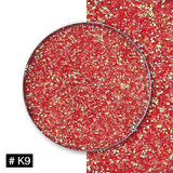TZ Cosmetics Single Pressed Powder Glitter Eyeshadow - Fashion Genie Boutique
