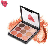 Hold Live Crystal Diamond Glitter Eyeshadow Palette - Fashion Genie Boutique