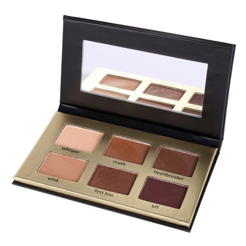 IMagic Matte 6 Color Eyeshadow Palette - Fashion Genie Boutique