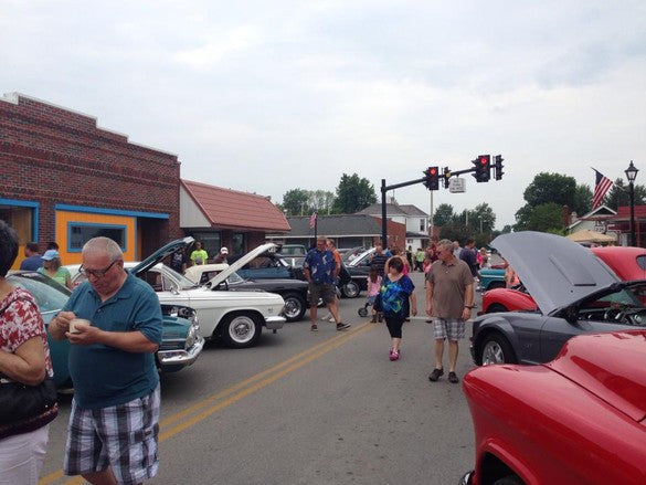 2016 Annual Lakeview Car & Craft Show