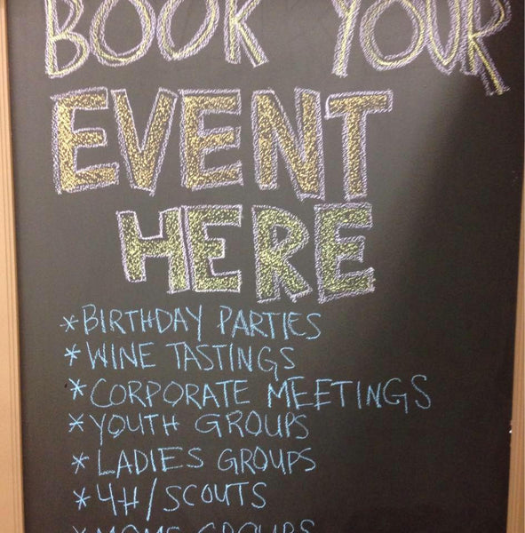 Events, Workshops & Classes