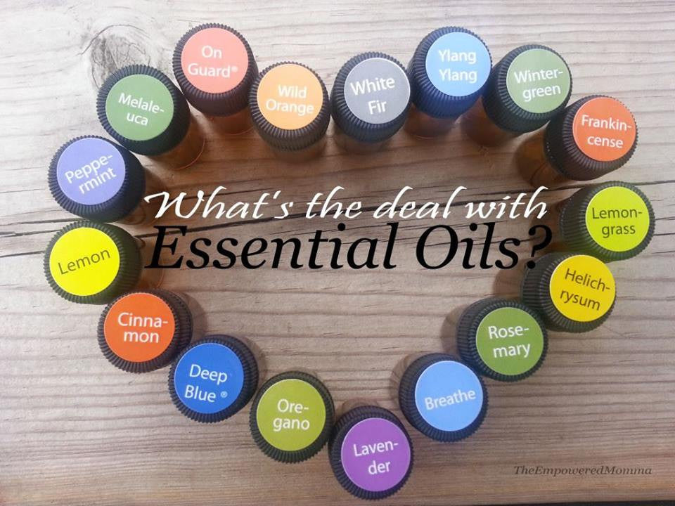DoTerra Essential Oils Workshop - Intro to Oils