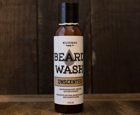 Weatherbeard Beard Grooming Wash