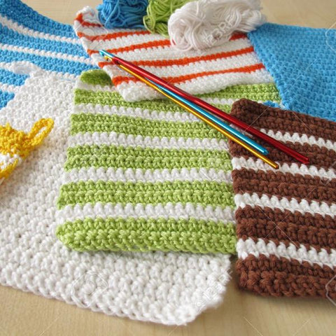 Crochet Class at The Depot