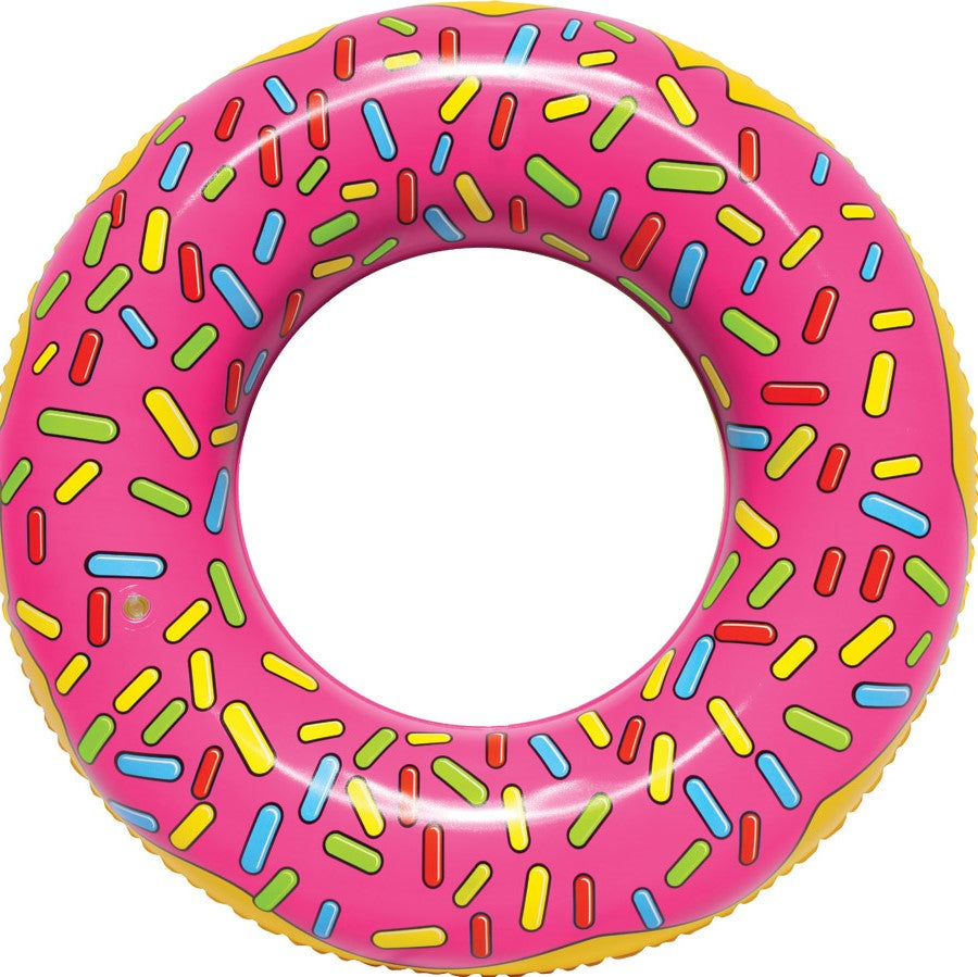 Pool Float Pink Donut Water Toy