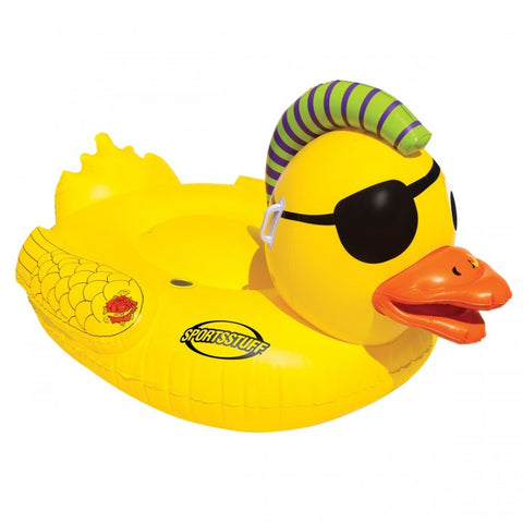 Pool Float Punk Duck Water Toy