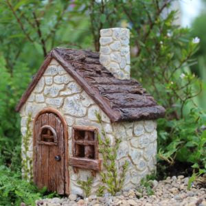 Fairy Garden Cobbler's Cottage Miniature House
