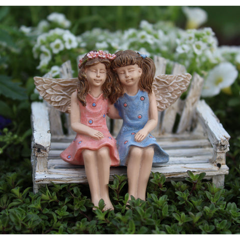 Fairy Garden Fairy Pixie Friends Statue Miniature