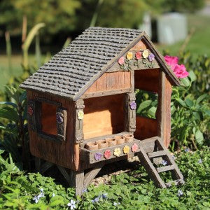 Fairy Garden Fairies Fun House Miniature House