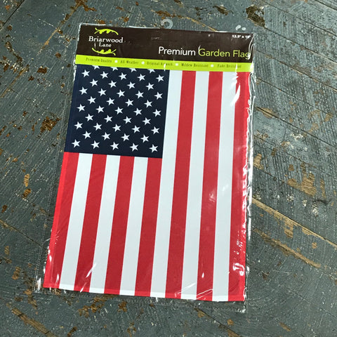 American Flag USA United States Garden Flag
