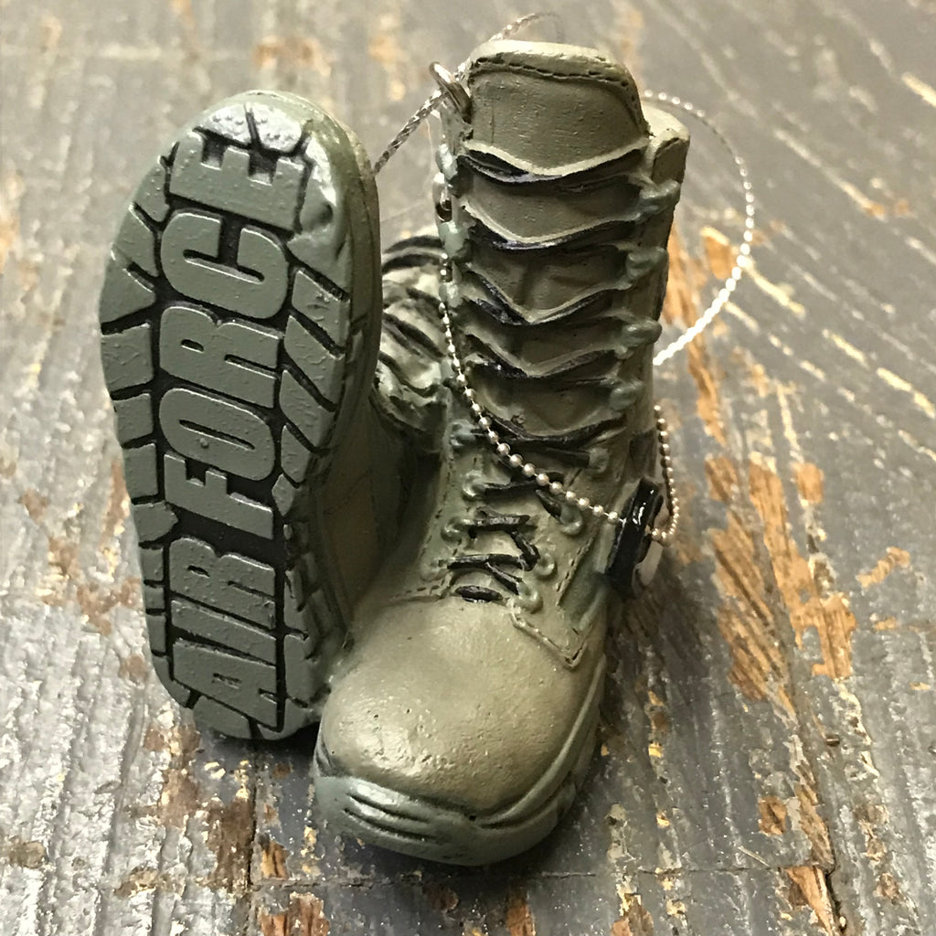 Air Force Military Boots Ornament