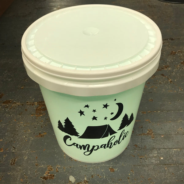 Campaholic Light Up Bucket