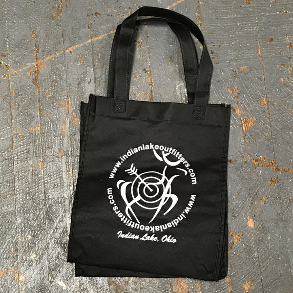 Reusable Shopping Tote Bag The Depot Indian Lake Outfitters