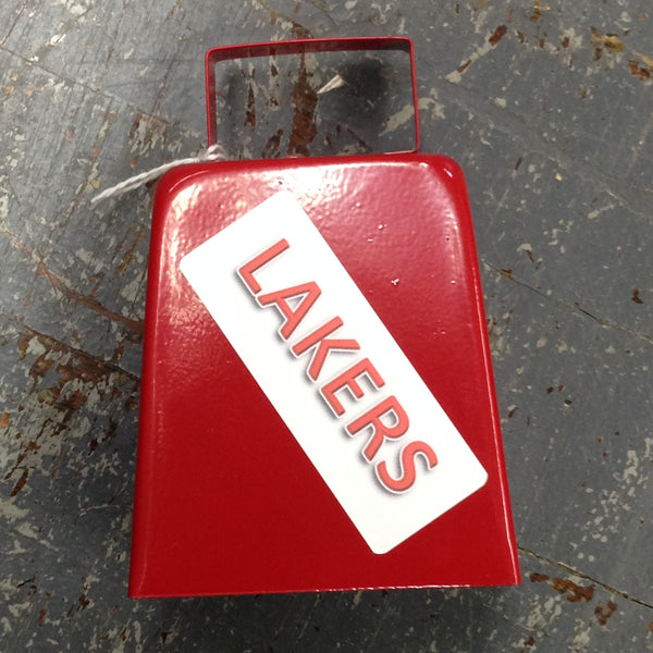 Indian Lake Lakers Cow Bell Noise Maker