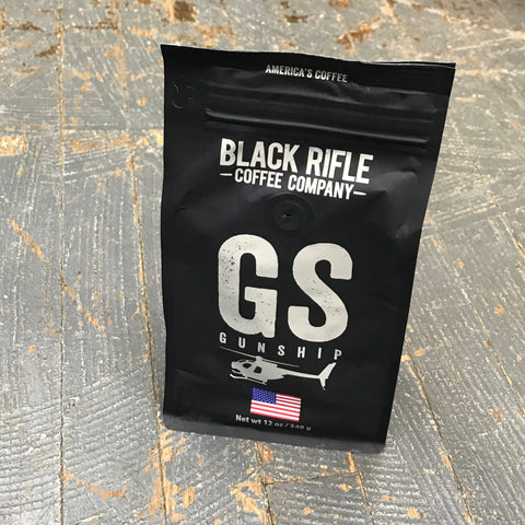 Black Rifle Gunship Light Roast 12oz Ground Coffee