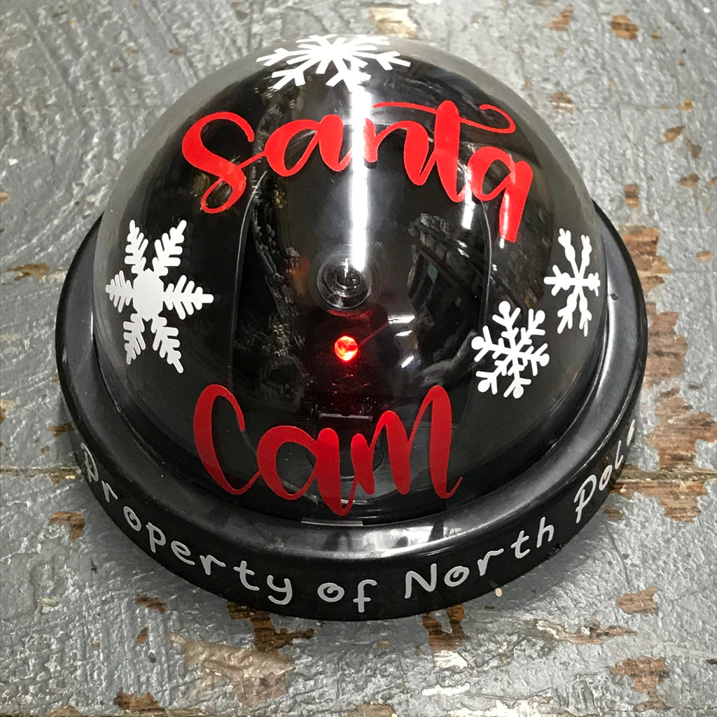 Property of the North Pole Santa Cam Christmas Spy Camera