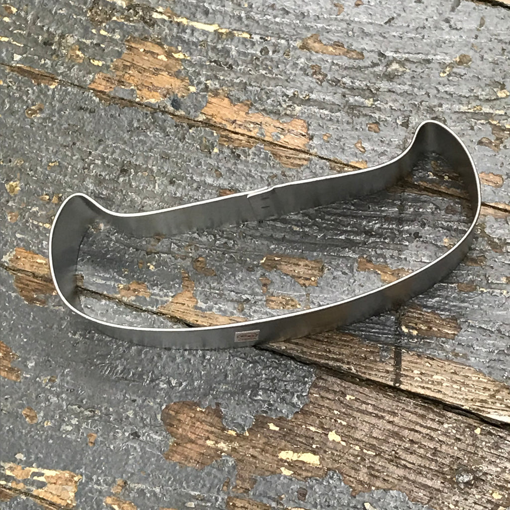 Canoe Cookie Cutter