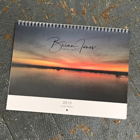 2019 Indian Lake Jones Media Calendar