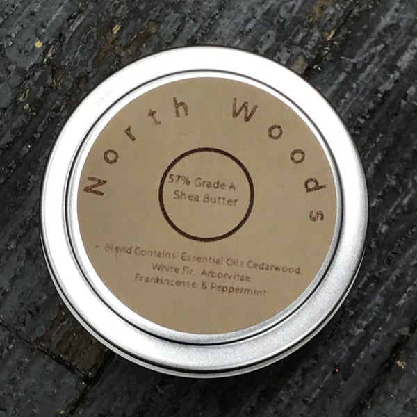 Body Butter Shae Lotion North Woods