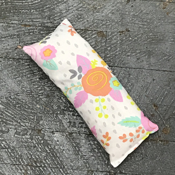 Handmade Fabric Hot Cold Therapy Compress Rice Bags