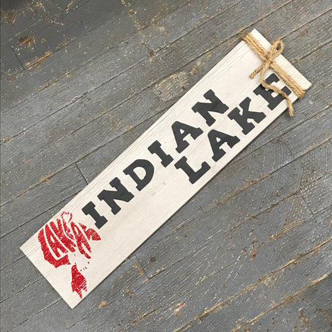 Indian Lake Lakers Tile Wall Decoration Sign